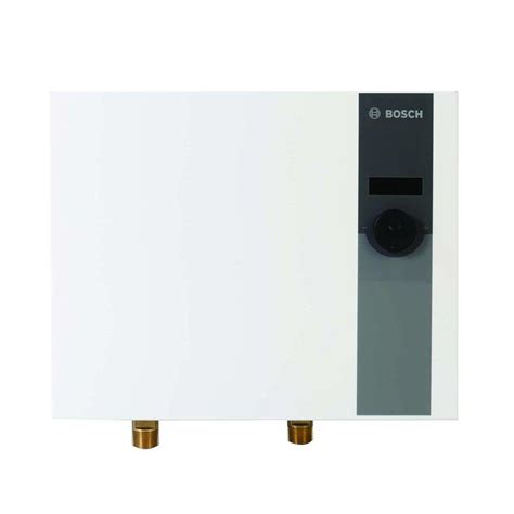 Bosch 17 kW 220/240 Volt 2.6 GPM Whole House Tankless Electric Water Heater Tronic 6000C WH17