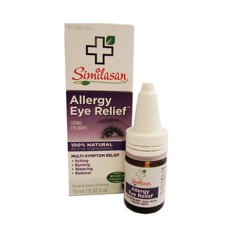 eye drops similasan allergy eye drops 2 homeopathic drops pharmaceuticals