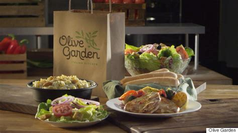 olive garden 7 dollar lunch olive garden s new buy one take one deal sends diners home with a free meal huffpost