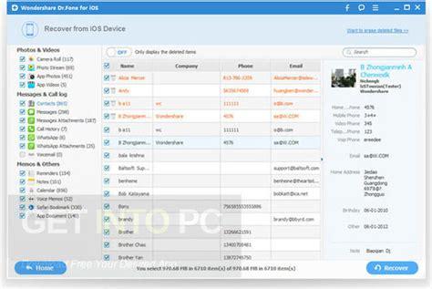 dr fone ios full version wondershare dr fone windows ios free download