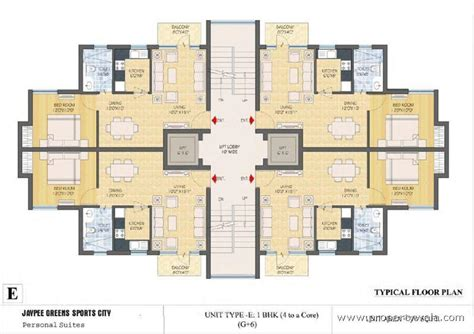 type l floor plan jaypee greens kassia jaypee greens sports city greater