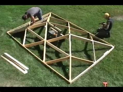 Roof trusses, Greenhouses and Patio umbrellas on Pinterest