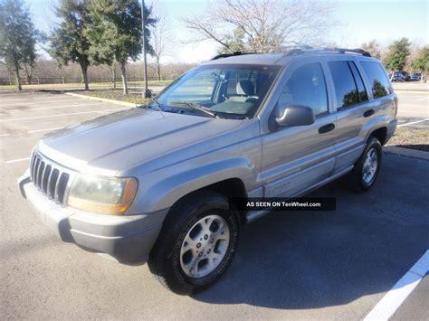 1999 Jeep Laredo 1999 Jeep Grand Laredo Sport Utility 4 Door 4 0l