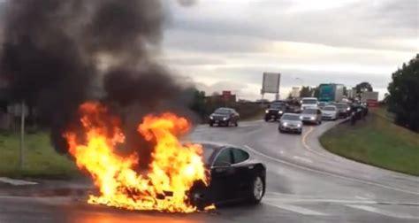 Tesla Model S Fires Has Tesla S Chilled The Battery Car Market