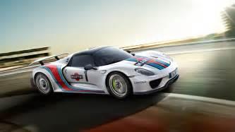 Martini Racing Porsche 2015 Porsche 918 Spyder Weissach Martini Racing Wallpaper
