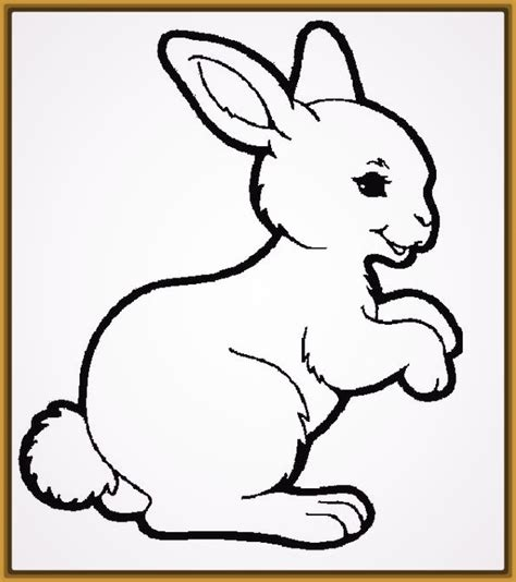 ver imagenes faciles para dibujar imagenes de conejos para dibujar faciles imagenes de conejos