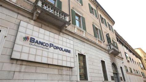 banco popolare di verona roma banco popolare e bpm stipulato l atto di fusione l arena