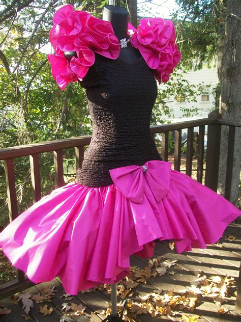 i love this material this dress is made out of on pinterest 80s prom dress material girl i actually kind of love this