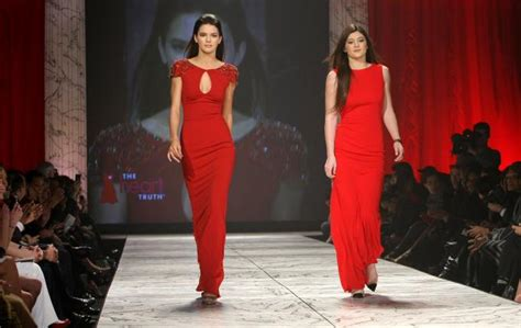Frock Horror Of The Week Catwalk 5 by Jenners On Runway Kendall And Take On New York