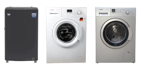Top 5 Top Load Washing Machine In India - 10 best fully automatic washing machines top front load