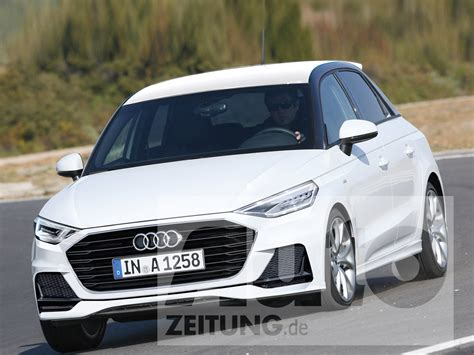 Audi A 1 Neu by Audi A1 2 Generation Autozeitung De