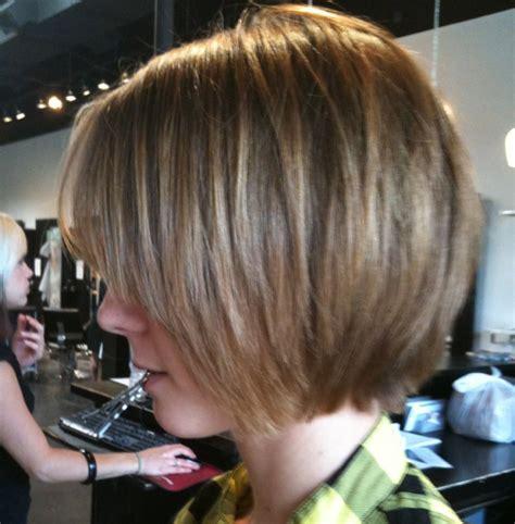 chin length shaggy bob hairstyles slightly shaggy chin length bob hair pinterest