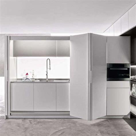 cucine chiuse cucine monoblocco foto design mag