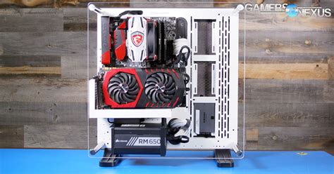 best test bench computer case thermaltake core p3 review quality test bench alternative