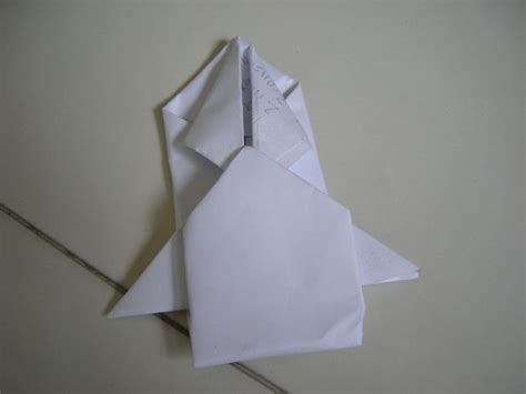 Spaceship Origami - how to make an origami spaceship