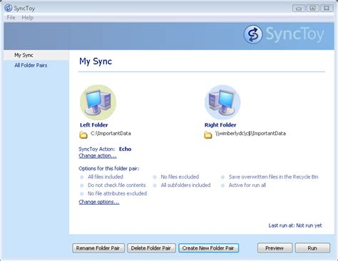 synch tool free file sync tool from microsoft remote administration