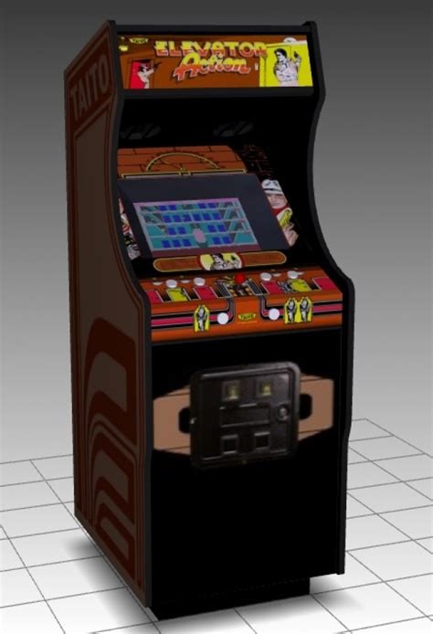 elevator action upright arcade machine downloadfreedcom