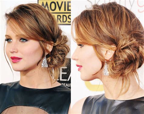 side buns for shoulder length fine hair 5 best hairstyle ideas for any party occasion or event