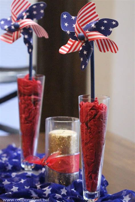 fourth of july centerpieces fourth of july centerpieces 28 images 4th of july table centerpieces featuring the skittles