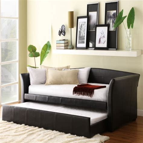 couch with trundle bed ikea trundle bed