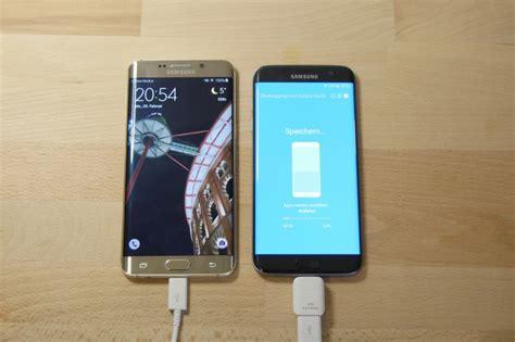 7 Smart Switches by Samsung Galaxy S7 Edge Smart Switch Mit Dem Beiliegenden