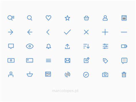ui  icons pack freebie  sketch resource