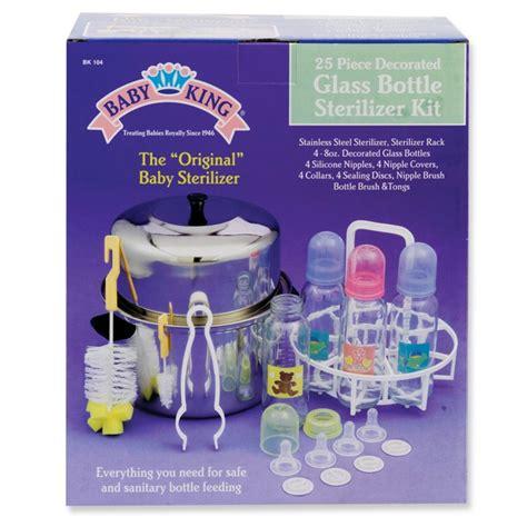 Bottle L Kits Wholesale by Glass Bottle Sterilizer Kit Gift Sets Products