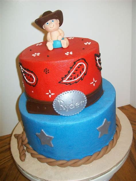 western baby shower cake living room decorating ideas cowboy baby shower cake ideas