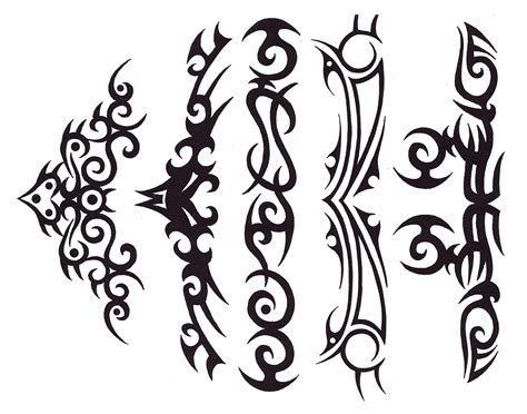 tribal alphabet letters tattoo craftionary ways to make decorative letters easy and