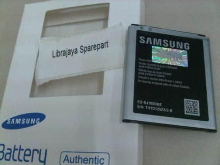 Batre Samsung A5 2015 A500 Baterai Log On Power Ic 4000mah batre samsung galaxy j1 spare part hp aksesoris hp