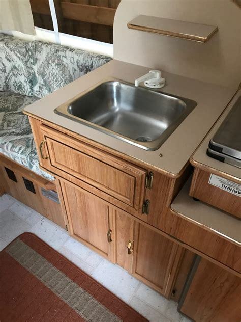cer sinks and stoves the kitchen trailer rv kitchen read this