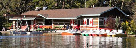hinckley boat house stow lake boathouse san francisco