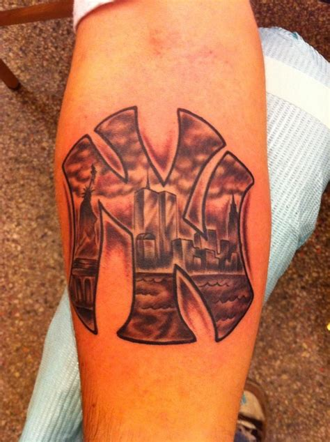 yankees tattoo designs 29 best images about new york tattoos on
