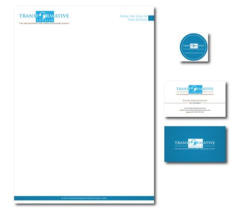 Business Letterhead Design Trucking Company Business Letterhead Design