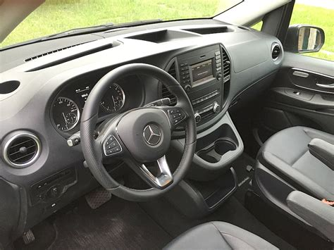 mercedes vito interior why are these mercedes vito prototype vans high