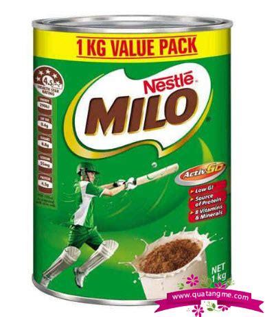 Nestle Milo 1 1kg milo chocolate malt 1kg