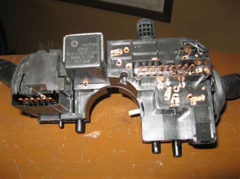 repair windshield wipe control 2003 jeep wrangler seat position control purchase jeep tj 03 06 wrangler wiper turn signal switch headlight multi combo e2