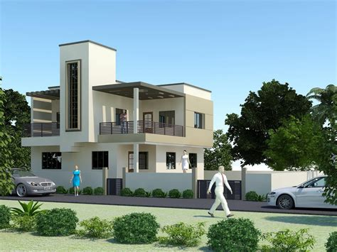simple modern house front view ideas house plans