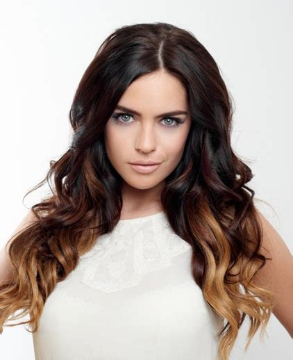 pictures of ombre highlights awesome ombre hair highlights best hair color trends