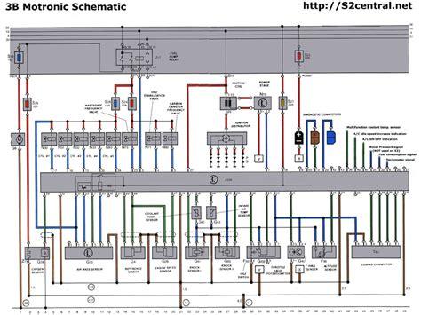 audi a4 b6 ecu wiring diagram wiring diagram with
