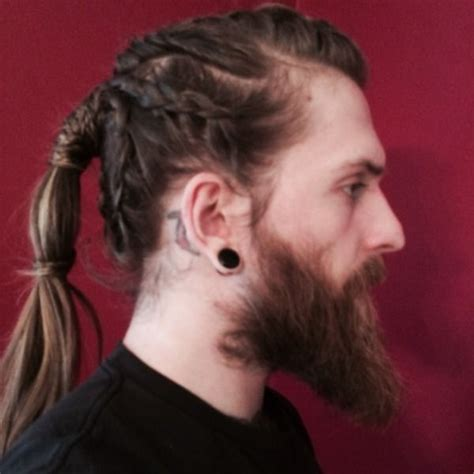 norse male hair styles viking braids hairstyles long hairstyles for men