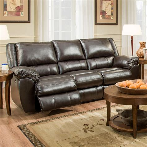 Simmons Reclining Sofa Simmons Upholstery 50433br Power Motion Sofa Royal Furniture Reclining Sofas