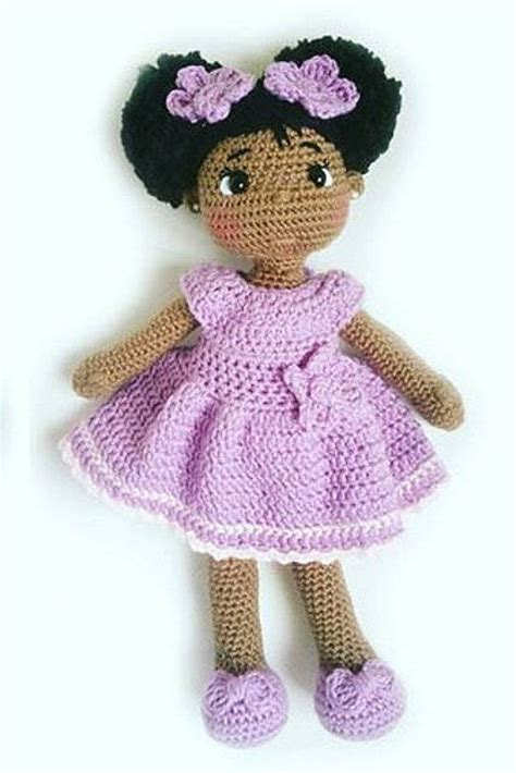 black doll patterns 1000 images about crochet dolls on toys baby