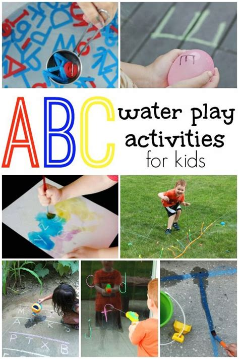 Top 7 Water Activities For Summer 1150 best alphabet images on alphabet