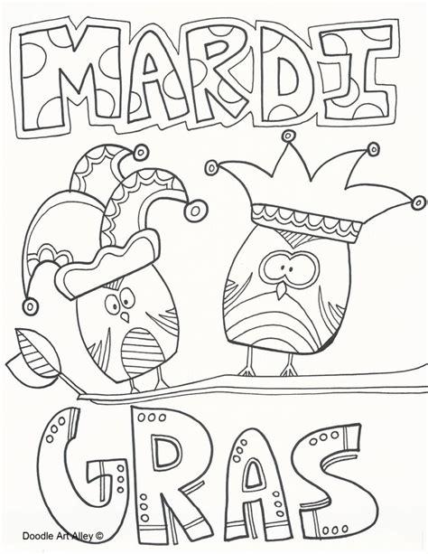mardi gras coloring pages mardi gras coloring pages doodle alley