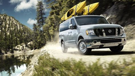 nissan nv review   envy   moving company
