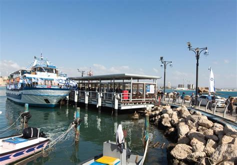 Of Haifa International Mba by After A Decade Of Dreaming Tourist Ferry Connects