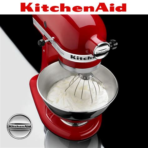 KitchenAid   Artisan Stand Mixer Set 1   Ice Blue   Cookfunky