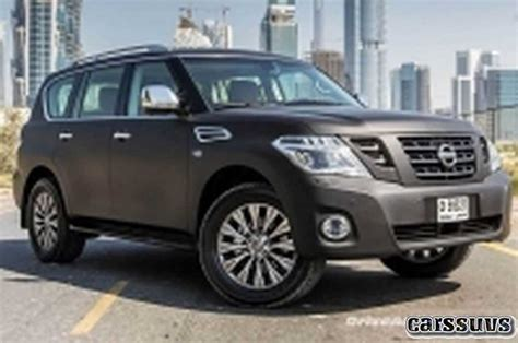 Nissan Y62 2019 by Nissan Y62 2019 Car Review Car Review