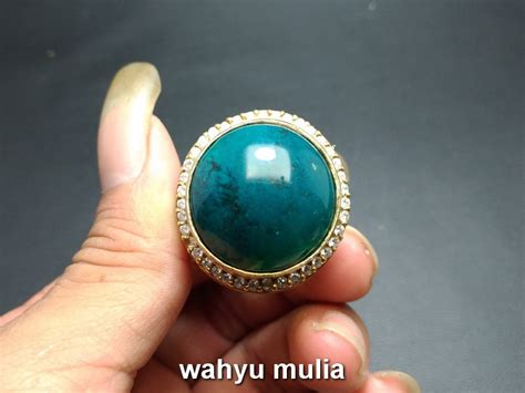 Cincin Batu Akik Bacan Doko batu cincin akik bacan doko besar asli kode 753 wahyu